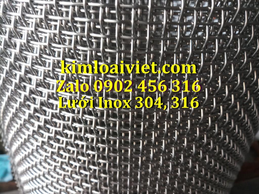 Lưới Inox 316/316L