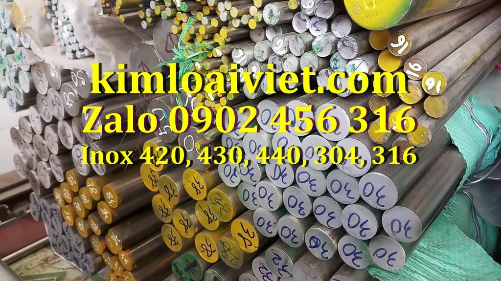 Inox 430 phi 37mm