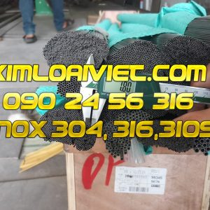 Ống Inox 304 phi 1.2mm