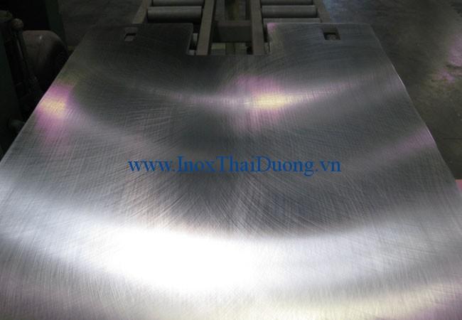 Inox 321 dạng tấm được sản xuất đáp ứng nhu cầu của người dùng