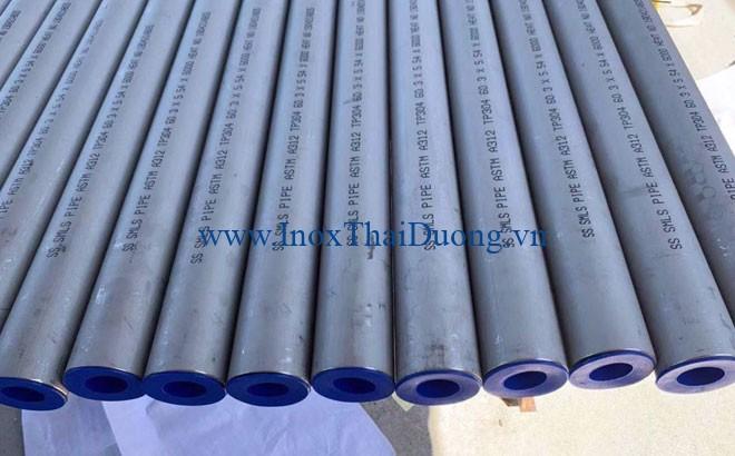 Ống inox 304 có khả năng chống ăn mòn tốt trong điều kiện môi trường khắc nghiệt