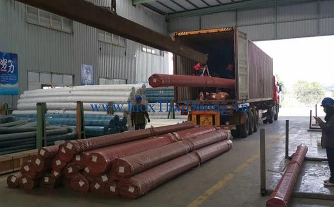 Giá ống Inox 304 phụ thuộc vào nhiều yếu tố