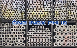 ống inox phi 10
