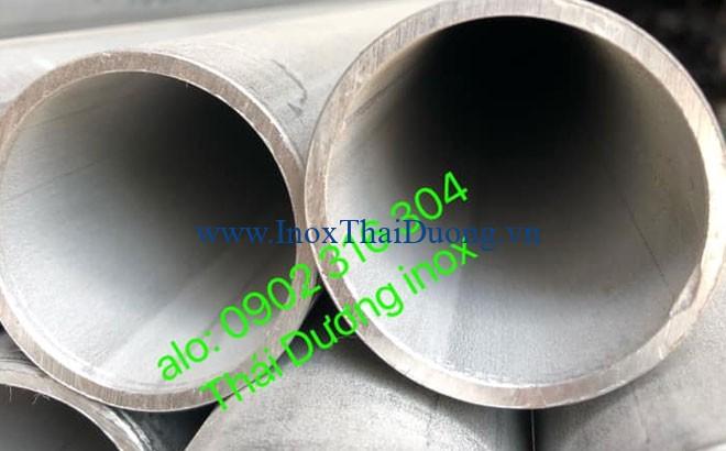 Sản phẩm ống inox 304 có độ bền cao và chi phí bảo trì thấp