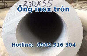 ống inox tròn