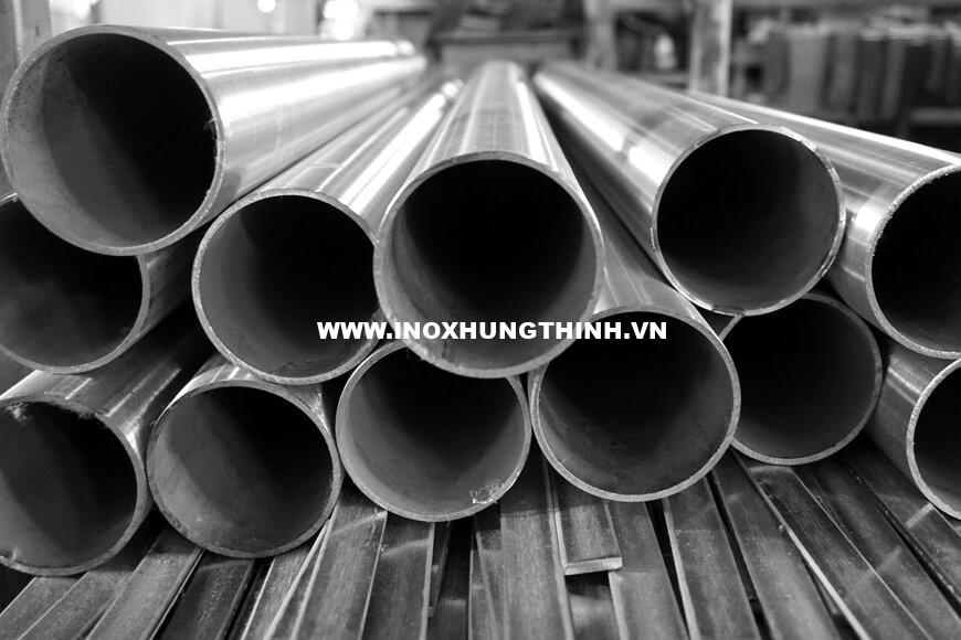 Các ưu điểm vượt trội của ống Inox 304