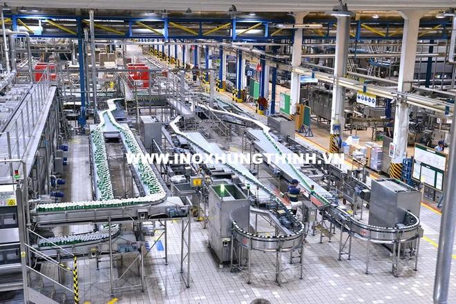 Ứng dụng của ống Inox 304 trong thực tiễn