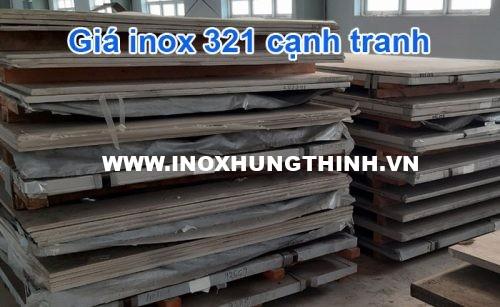 giá inox 321