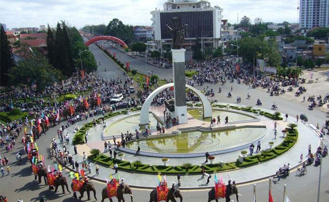 Địa điểm tiêu biểu tại Đắk Lắk