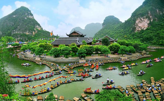 Địa điểm tiêu biểu tại Ninh Bình