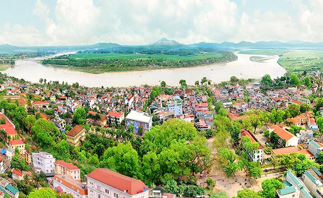 Địa điểm tiêu biểu tại Phú Thọ