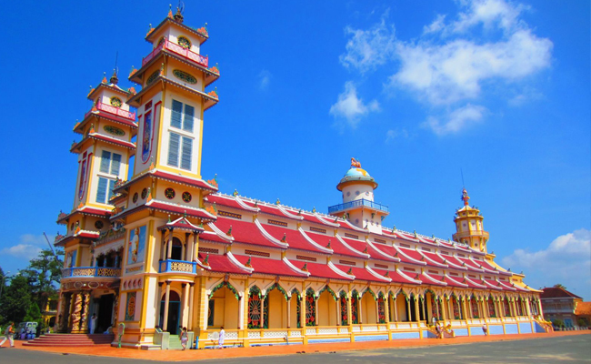 Địa điểm tiêu biểu tại Tây Ninh