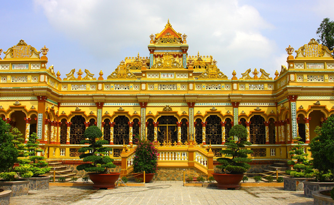 Địa điểm tiêu biểu tại Tiền Giang