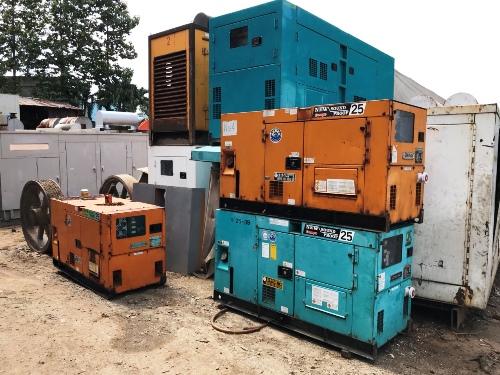 Máy công suất 500kva rất phù hợp cho công nghiệp và dân dụng