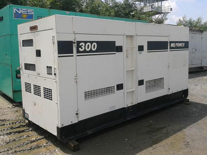 Máy phát điện 300kva vết cấu máy: nhỏ gọn, dễ di chuyển, phù hợp mục đích sử dụng