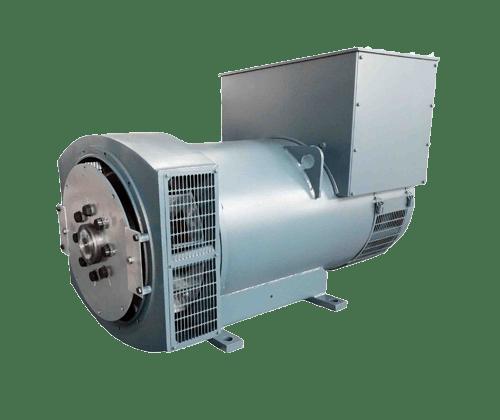 Đầu phát công suất 400kva sử dụng bộ điều chỉnh điện áp tự động AVR