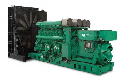 Máy phát điện 600 KVA