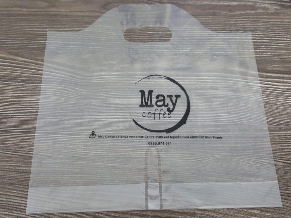 Túi zipper giải pháp mang đồ uống đi xa