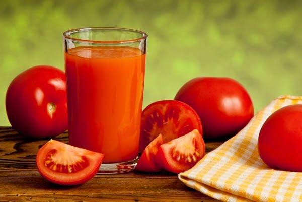 điều trị nám da bằng cà chua