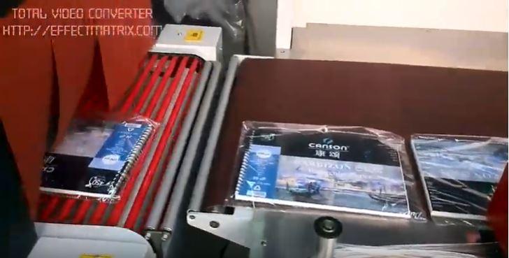 máy đóng gói màng co